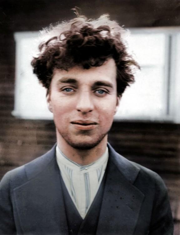 Charles Chaplin.1916