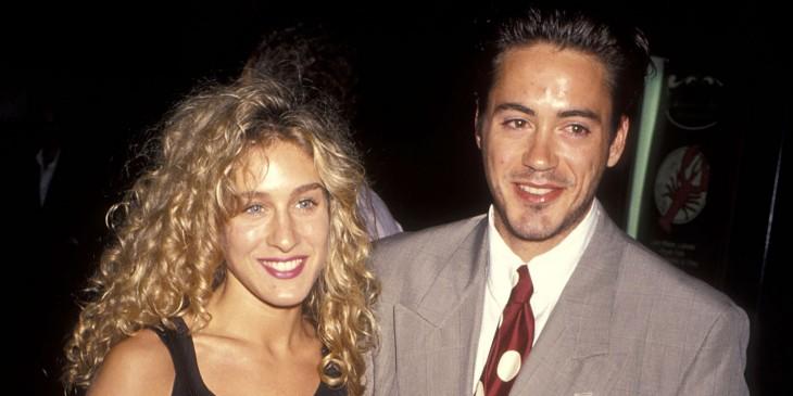 Robert Downey Jr. y Sarah Jessica Parker
