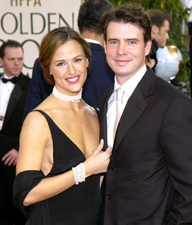 Jennifer Garner Y Scott Foley