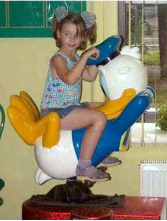 pato donal con una pose de pervertidos