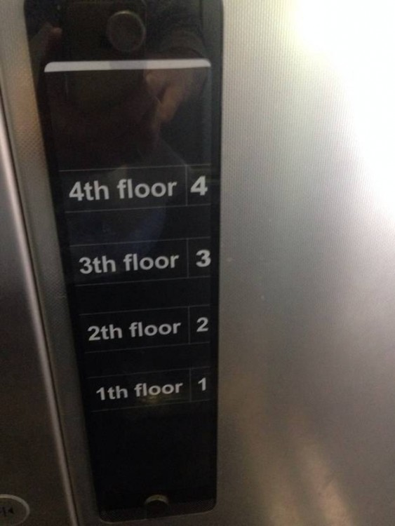 ideas repetitivas para un elevador