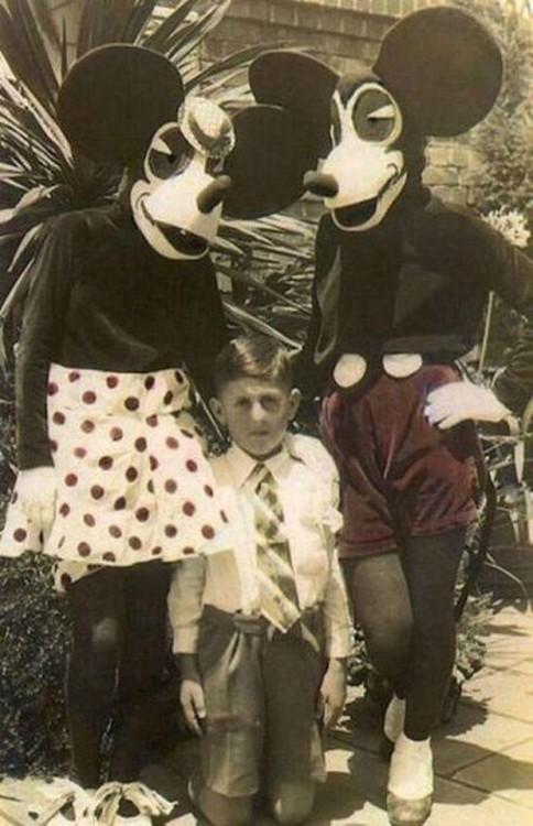 mickey mouse de los 40