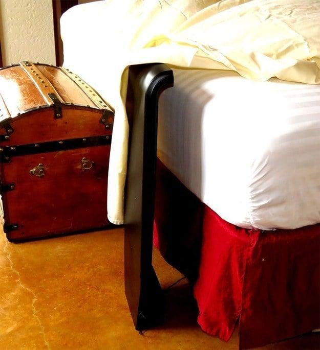 ventilador para cama