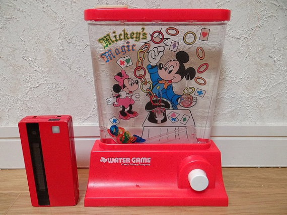 Juego de agua Mickey's Magic: $220