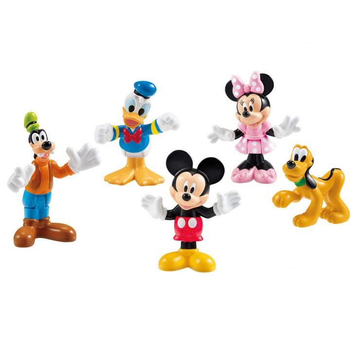 Personajes de Mickey y sus amigos de los años 90: $149.99