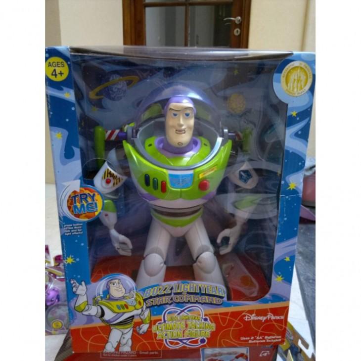 Muñeco de Buzz Lightyear: $500