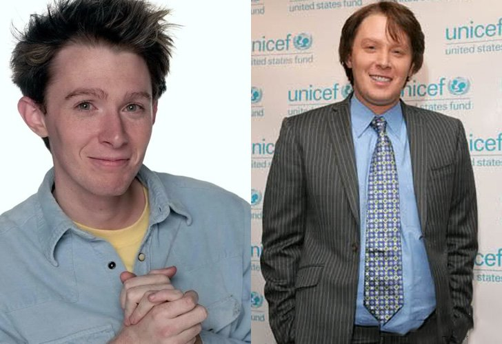 Clay Aiken gordo