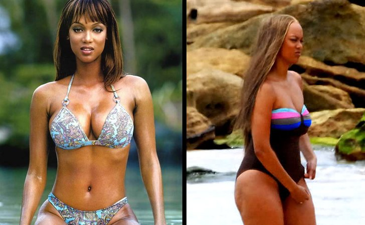 tyra banks gorda