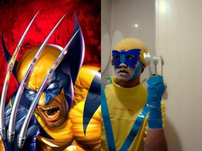 Wolverine - x men