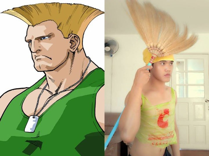 Guile - Street Fighter