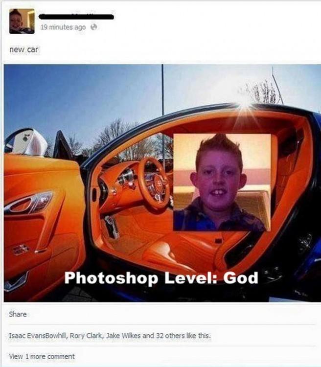 photoshop nivel dios