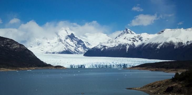 Glacial Perito Moreno (El Calafate) en Argentina