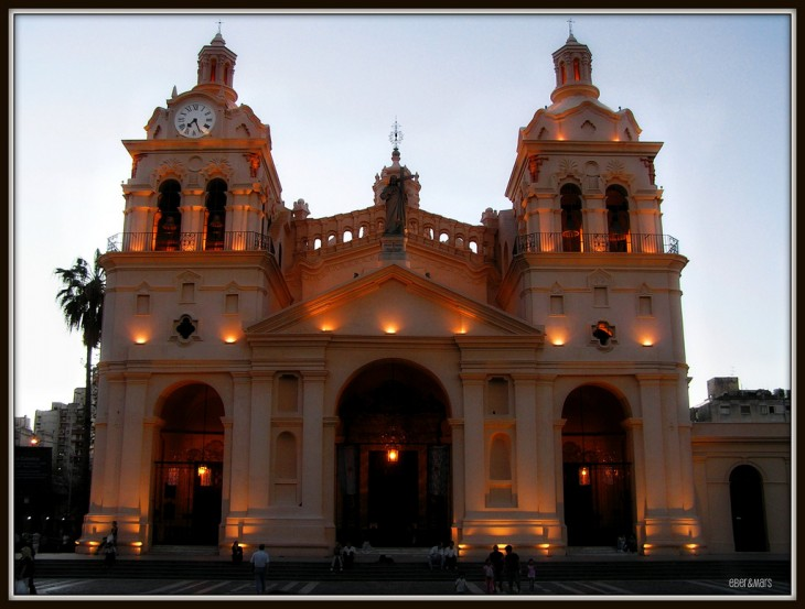Catedral de Cordoba, Argentina