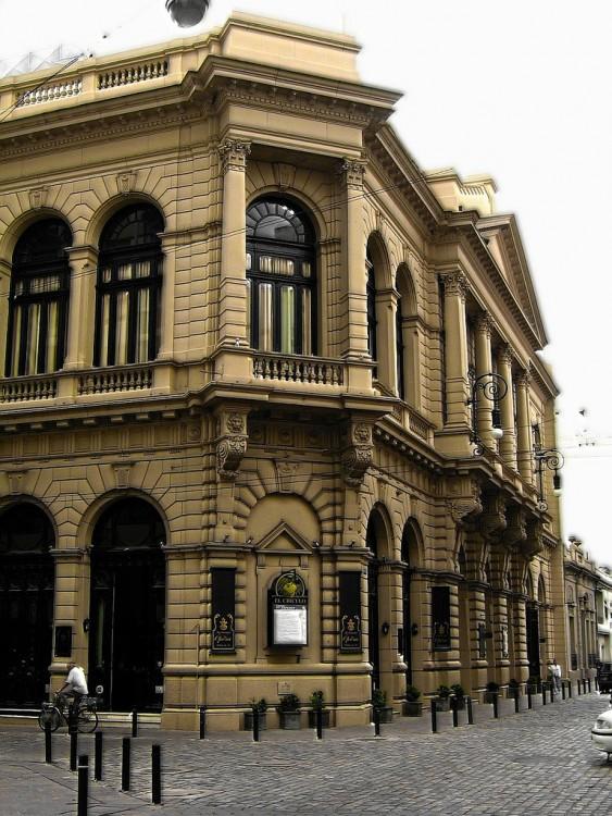 Teatro El Círculo en Rosario, Argentina