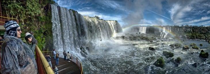 Cataratas de Iguazú (Argentina-Brasil)