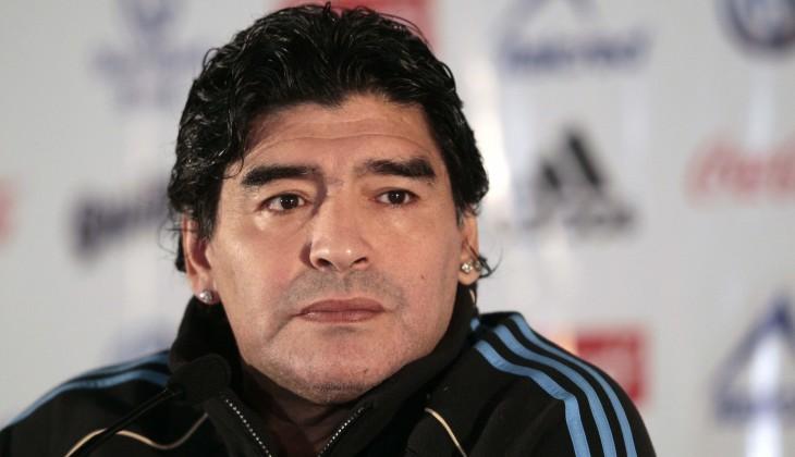 Diego Armando Maradona ha sido catalogado como el mejor jugador de la historia de los mundiales