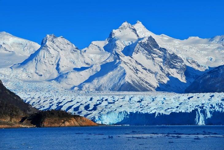 Glaciar Perito Moreno, Argentina 2011