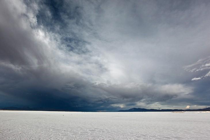 Salinas Grandes de Jujuy, Desierto de sal al norte de Argentina