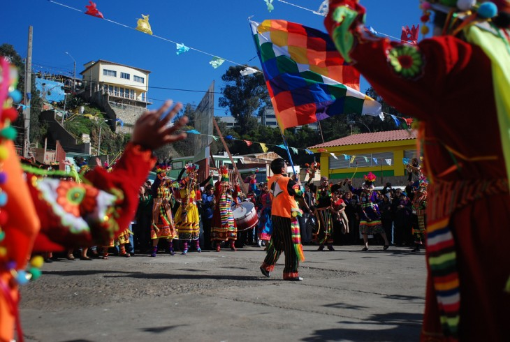 Wiphala, la bandera de los pueblos andinos
