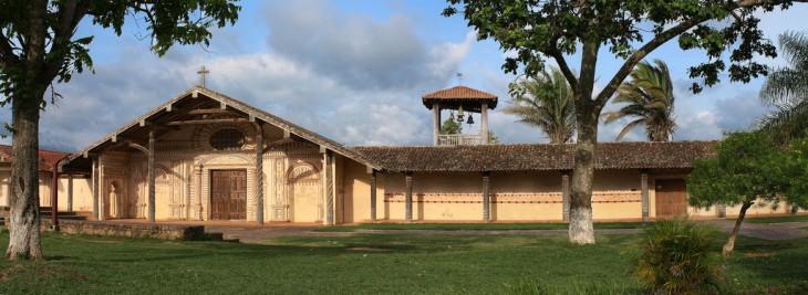 Iglesia Jesuita de San Javier, Bolivia