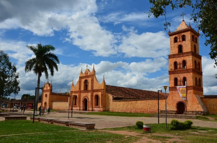 Misión Jesuita de San José de Chiquitos, Bolivia