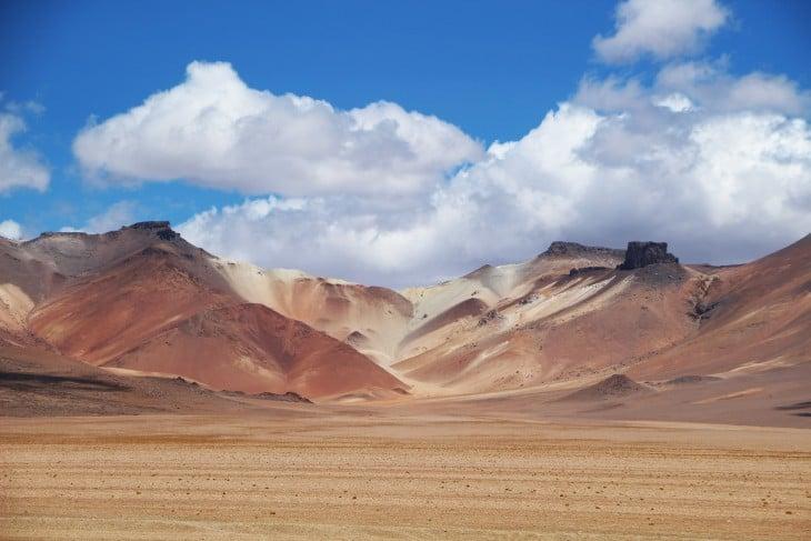 Desierto Dalí en Bolivia