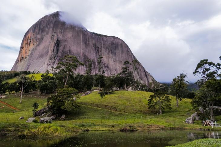 Pedra Azul, Domingos Martins en Espirito Santo, Brasil