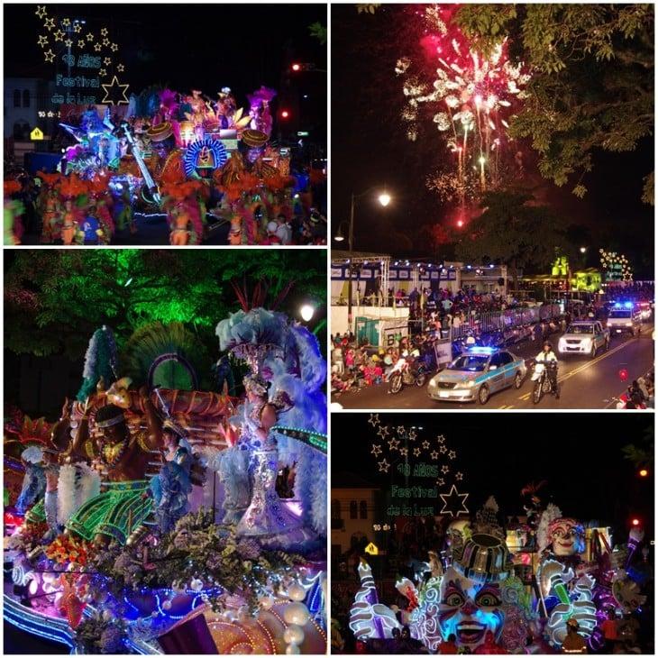 Festival de la Luz en San José, Costa Rica