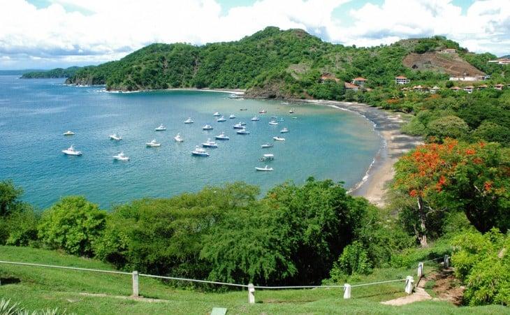 Bahía de la Playa Ocotal, Costa Rica