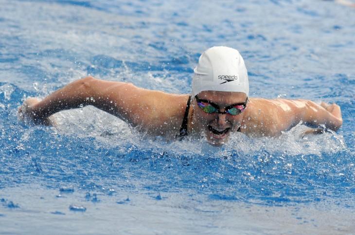 Los más grandes logros del deporte costarricense se han dado en la natación