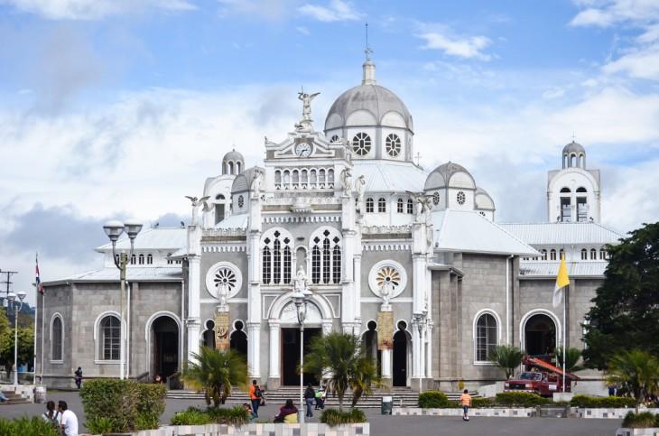 Basílica de Nuestra Señora de Los Ángeles, Costa Rica