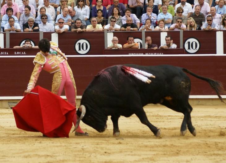 Alejandro Talavante uno de los mejores toreros de España