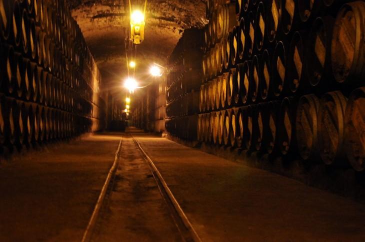 Bodegas Viña Tondonia en Haro, La Rioja España