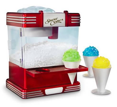 Máquina para hacer tus propios helados