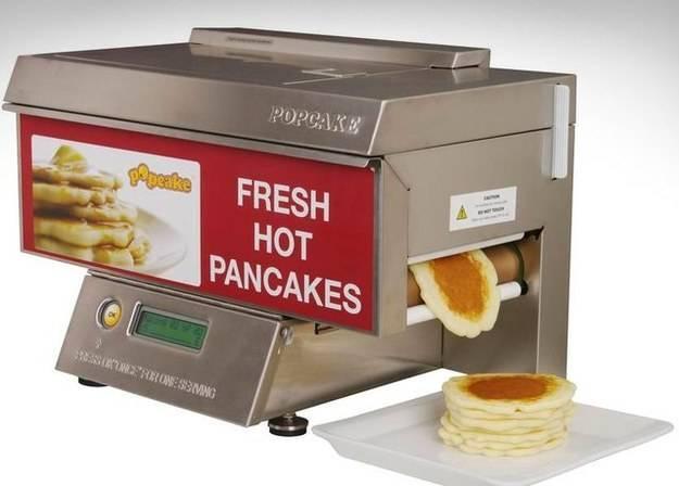 Máquina para hacer Hot Cakes