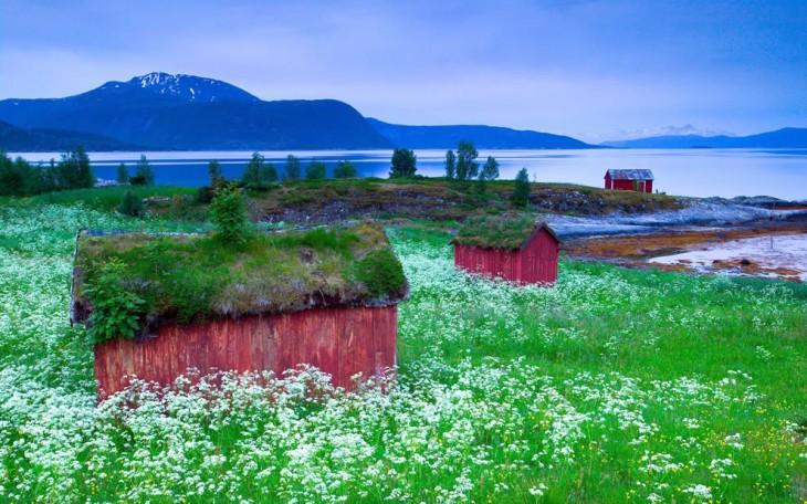 Villa Vieja, Noruega
