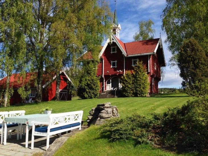 Brandbu, Hadeland, Noruega