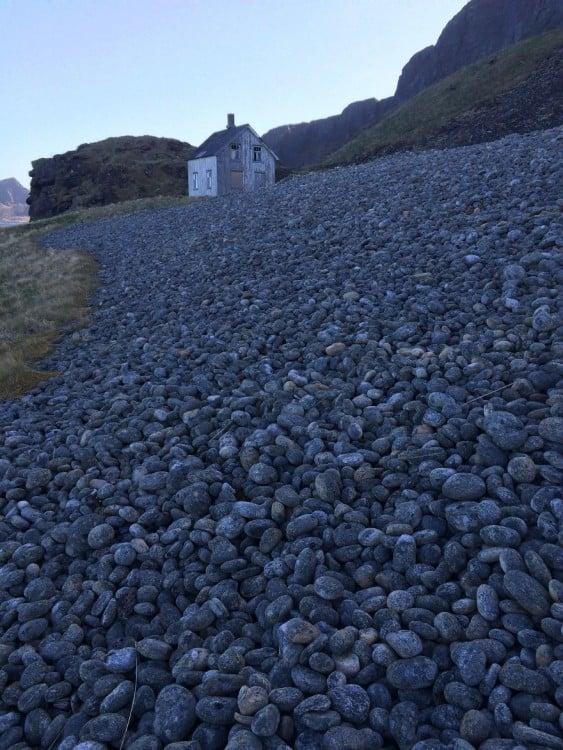 Spooky House  & The Rolling Stones en Værøy, Noruega
