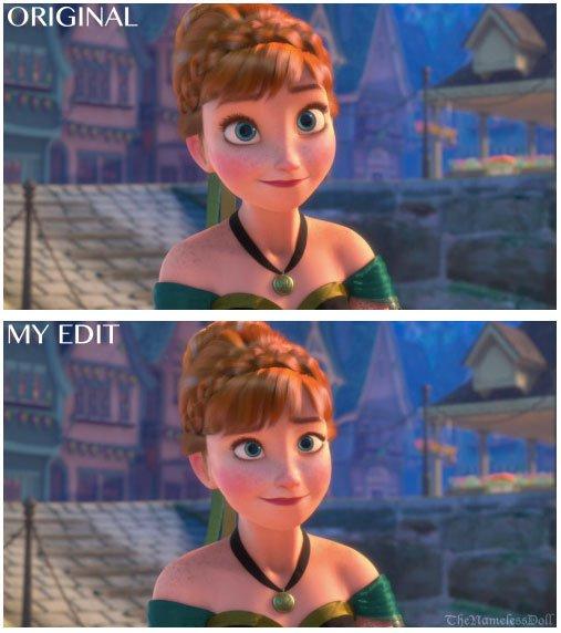 """Anna de """"Frozen"""""""