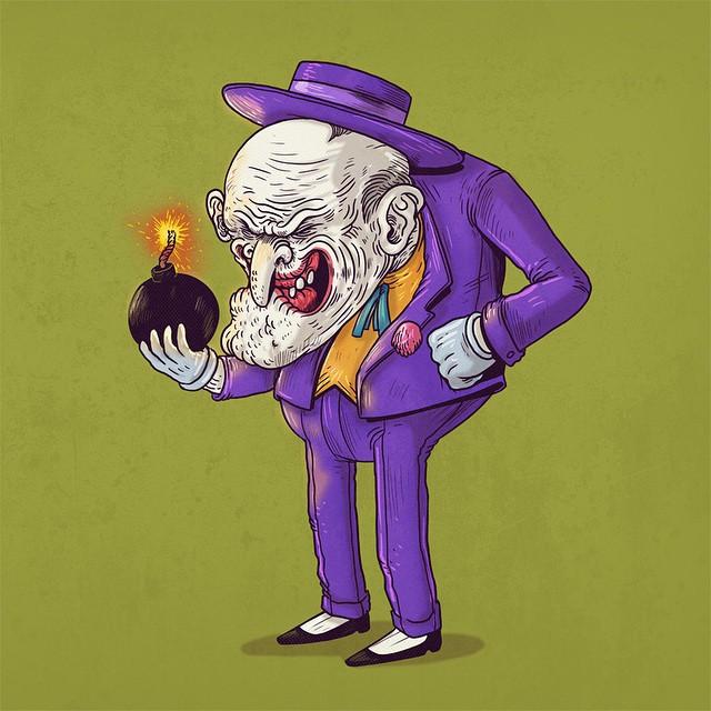 """Joker """"Guason"""""""