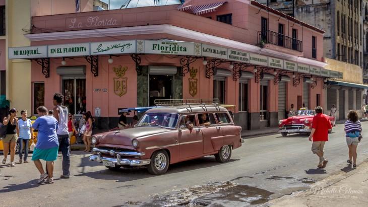 CARROS ANTIGUOS EN LA HABANA CUBA