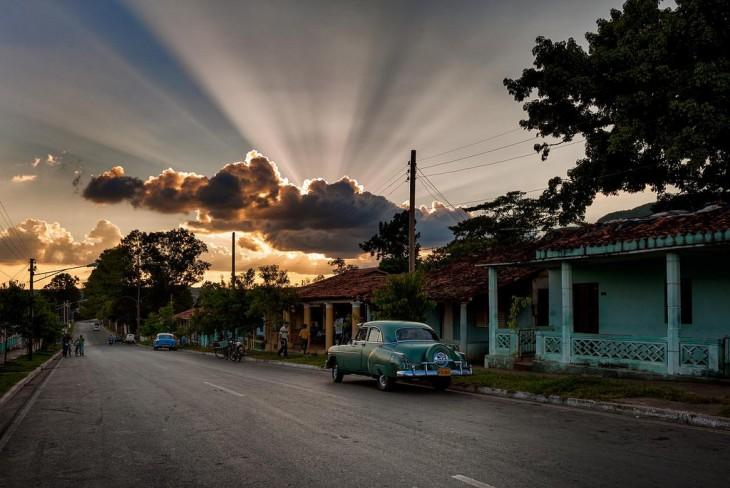 CALLES DE CUBA SIN PUBLICIDAD
