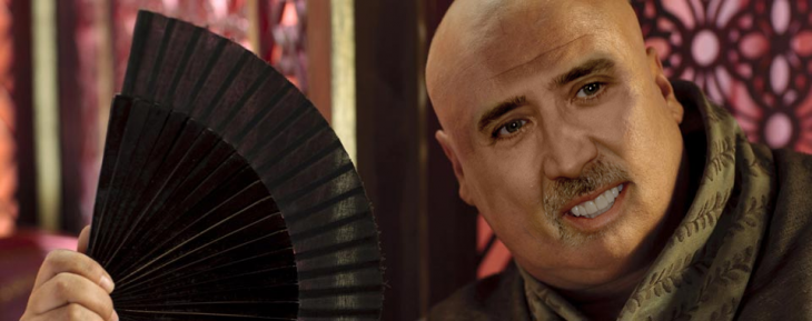 Varys personaje de Game Of Thrones