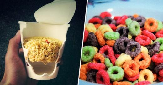 Te sorprenderá saber estos secretos de la industria alimenticia