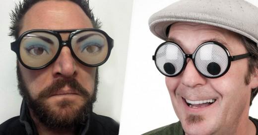 Cuando uno de Estos problemas cuando uno usa anteojos
