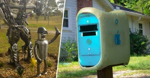De las mejores Cajas de correo... aquí de las 30 mejores del mundo mundial!