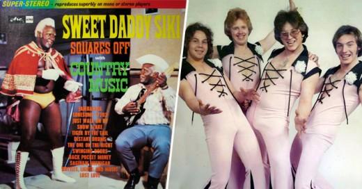 Loquísimas fotos de bandas antiguas en verdad súper hilarantes