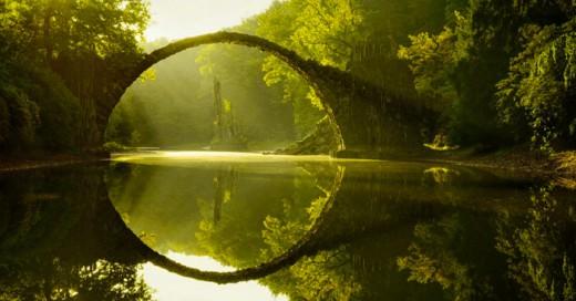 Como si fueren sacados de una película de temática mágica aquí los 30 místicos puentes alrededor del mundo