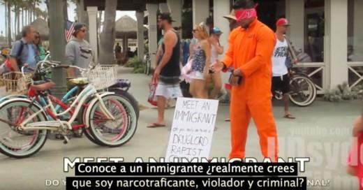 Un buen ejercicio social en estados unidos Sergio es un valiente