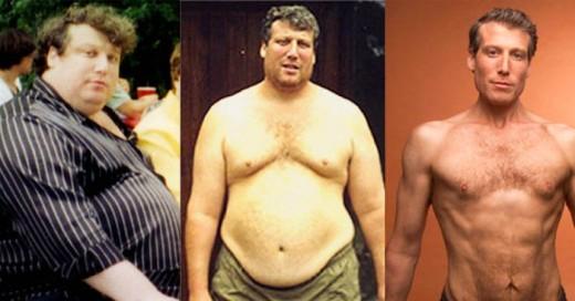 Jon Gabriel pesaba de 185 kilos, sin embargo, luego de perder el vuelo 93 de United Airlines -por lo mismo-, decidió que su vida necesitaba otro propósito y aprendió más sobre lo que hace que las personas se vuelvan obesas; así que utilizó esa formación científica para comenzar a perder peso sin necesidad de dietas, pastillas o cirugías.